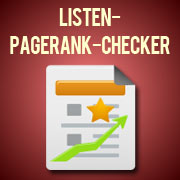 Listen-Pagerank-Checker